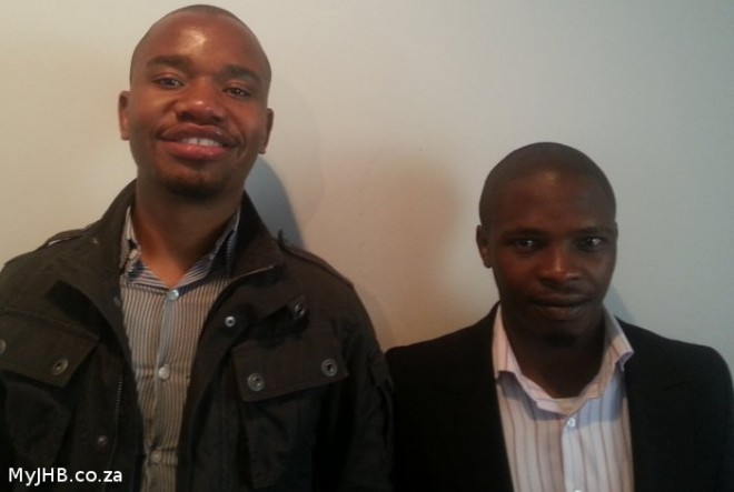 Joseph Mapulano and Lungani Mkhize join RubiBlue as sales consultants.