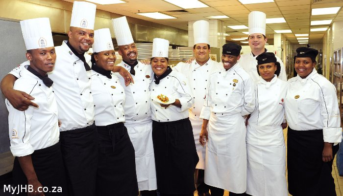 Sun City Culinary Team