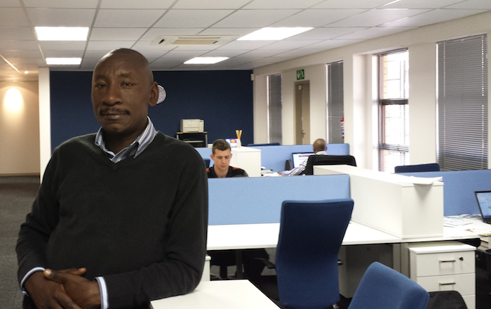 Jabulani Jacob Mnguni joins RubiBlue's fast-growing team.