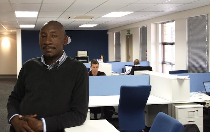 Jabulani Jacob Mnguni joins RubiBlue's fast-growing team.