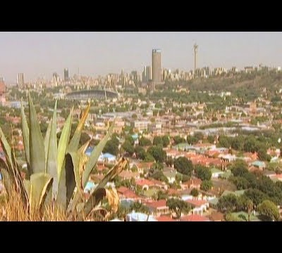 A Trip to Johannesburg - South Africa