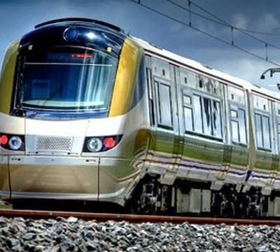 A trip on the Gautrain with the man who drove the R25,4bn project