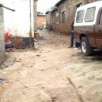 South-Africa, Johannesburg slum 'Alexandra'