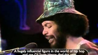 Gil Scott-Heron -Johannesburg  -Live 1976 Old Grey Whistle Test