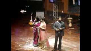 Paridhi performing at Durban &  Johannesburg