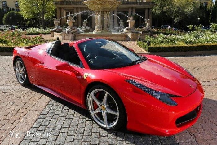 Ferrari Day at Montecasino