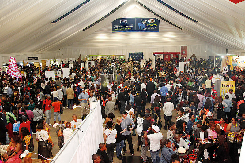 10th TOPS at SPAR Soweto Wine & Lifestyle Festival