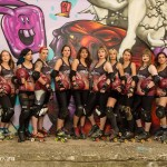 South Africa's first international Roller Derby bout