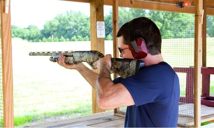Gun-Range-Shooting