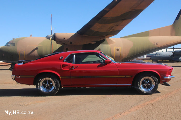 Mach 1 Ford Mustang