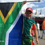 Boksburg 12 year-old, Jayden Els, is SA's latest World Champion