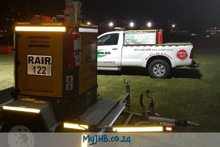 Rand-Air - Vodacom Durban July