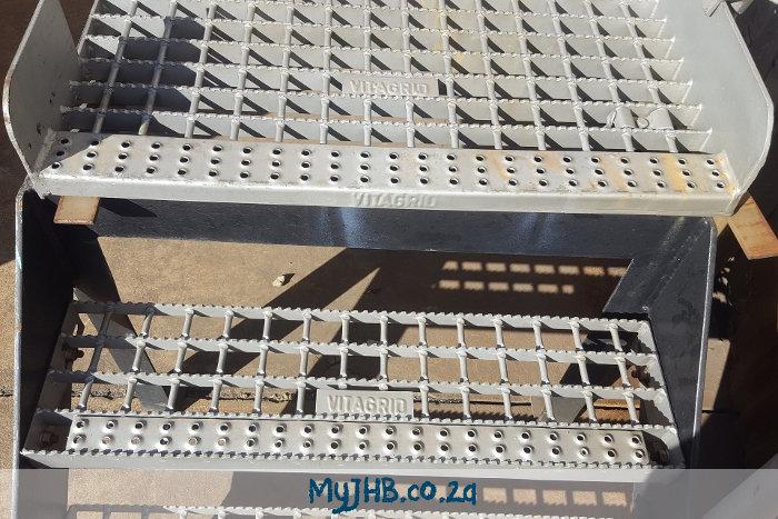 Vital Engineering Stair Treads